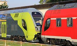 Twindexx-Vario-Triebzüge für DB Regio - Baureihe 445